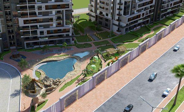 مشروع كمبوند كابيتال هايتس العاصمة الادارية الجديدة