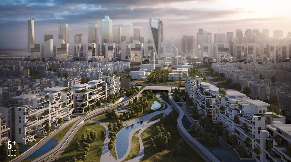Project Heaven Hills new capital
