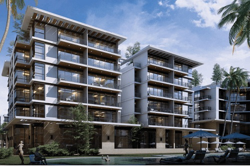 Capital Gate apartment for sale