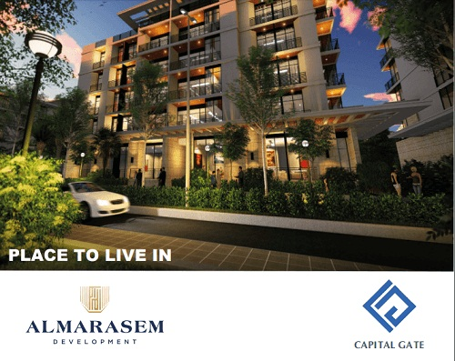 Capital Gate new capital apartment for sale