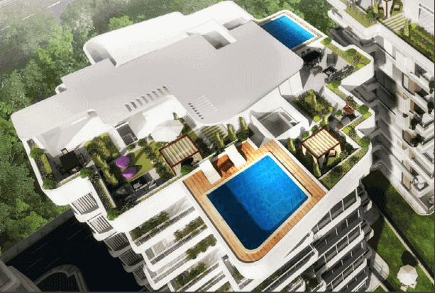 مشروع سيرانو العاصمة الجديدة