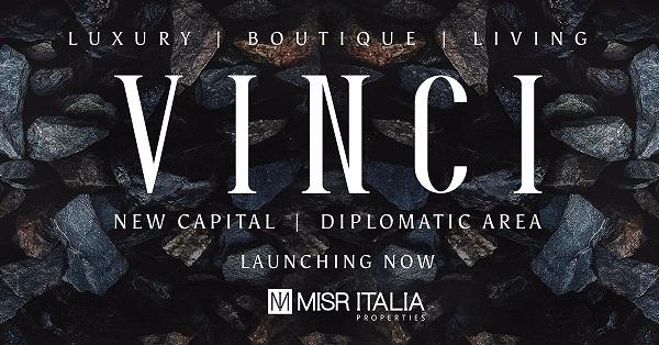 vinci by misr italia مصر ايطاليا