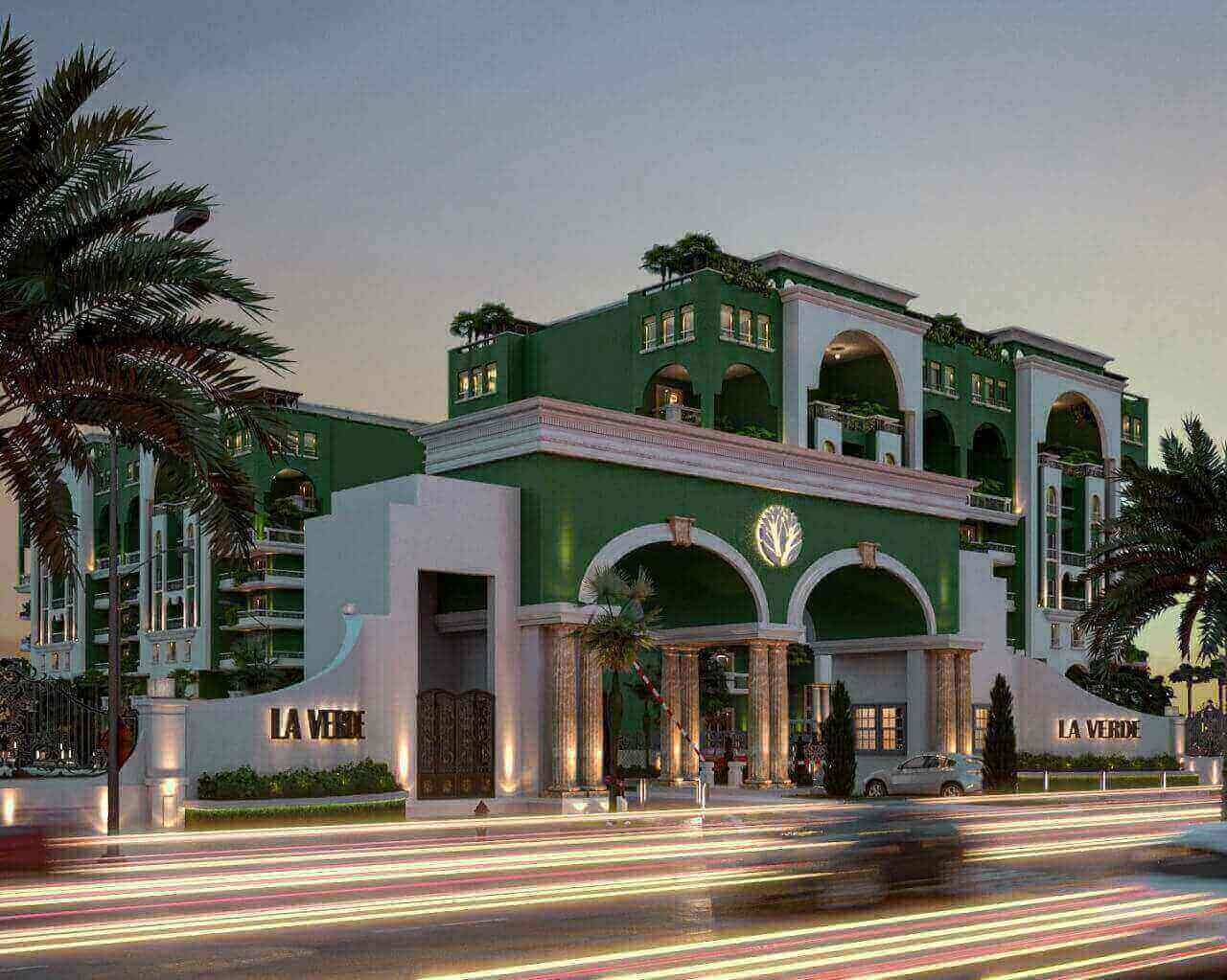 شركة لافيردى إيجيبت العقاريه La Verde Egypt