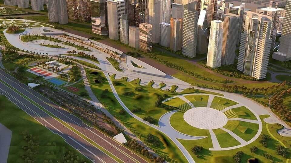 اين تقع العاصمة الادارية الجديدة بمصر