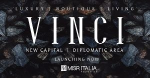 Sales price in vinci new capital