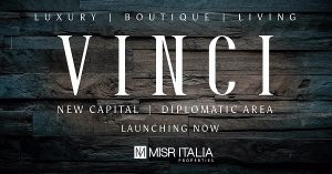 New Capital Compound Vinci