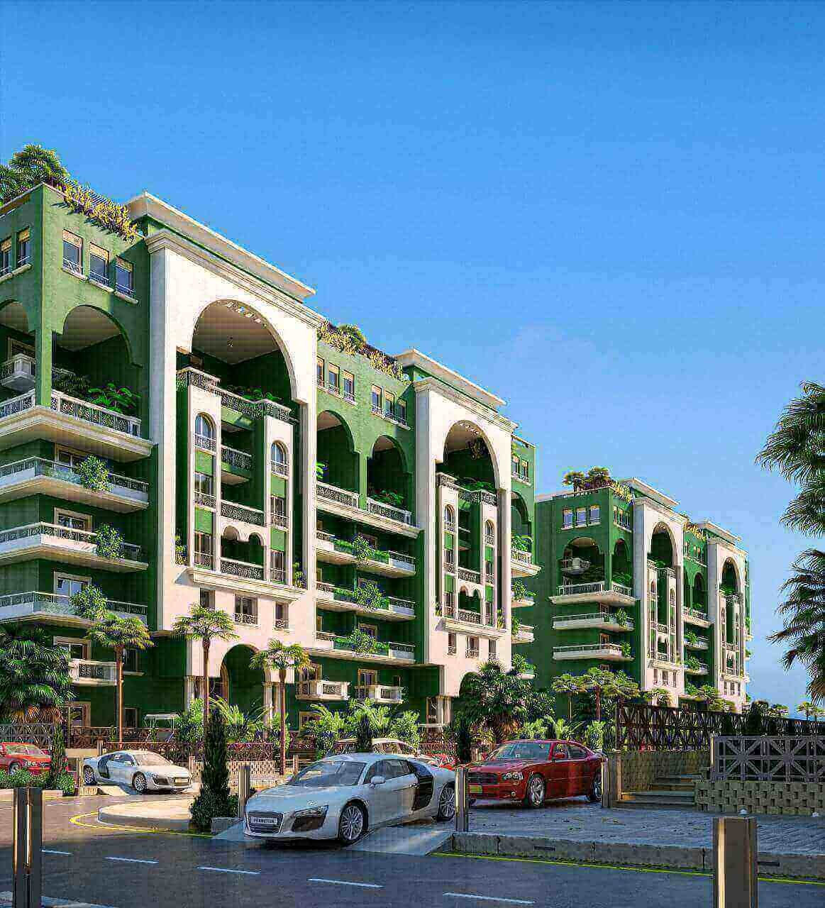 new capital La Verde