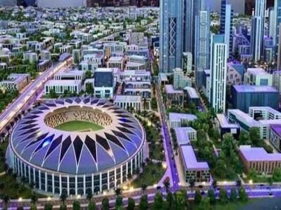 مشروع العاصمة الجديدة