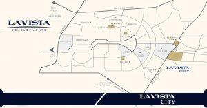 لافيستا سيتي العاصمة الادارية