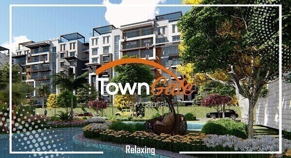 تاون جيت العاصمة الجديدة Town Gate New Capital