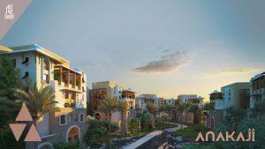 مشروع اناكاجى العاصمة