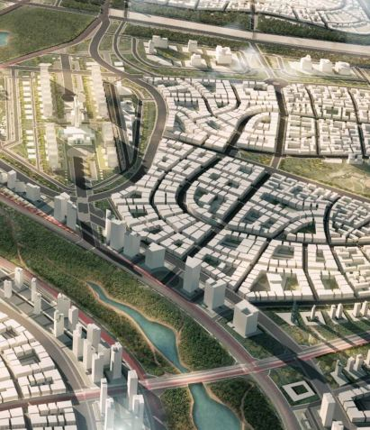 موقع المقصد العاصمة الجديدة
