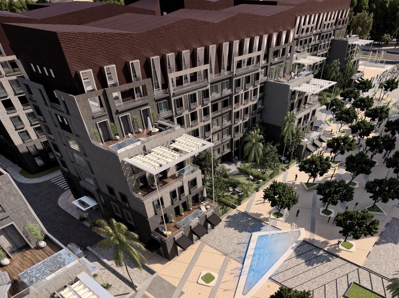 مشروع العتال العاصمة الادارية