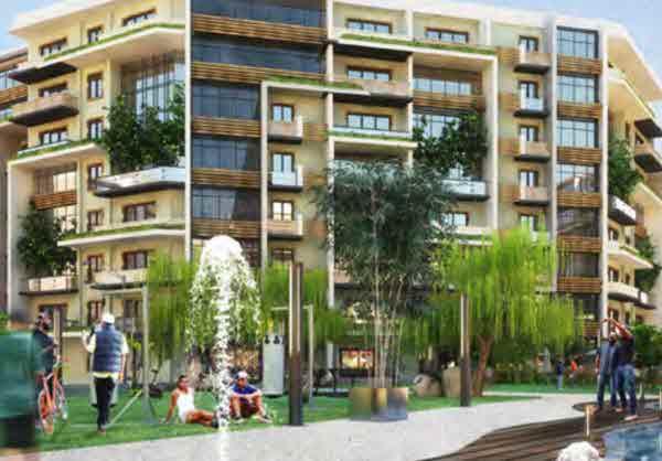 مشروع جولدن يارد العاصمة الجديدة