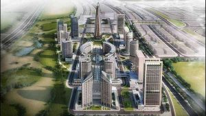 مشروع باريس مول شركة بيراميدز