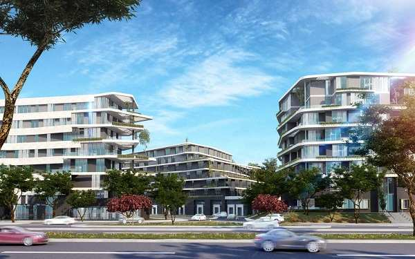 ارمونيا العاصمة الادارية الجديدة Armonia New Capital
