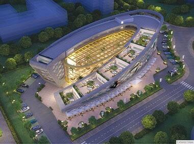 مشروع مرسى مول العاصمة الادارية