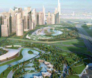 تصاميم العاصمة الإدارية الجديدة pdf