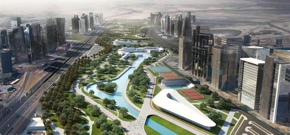 تفاصيل العاصمة الإدارية الجديدة