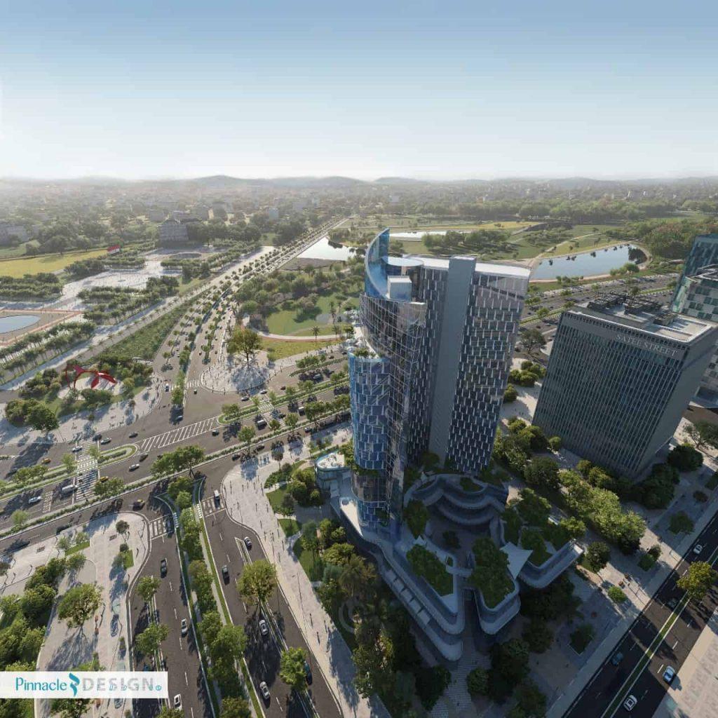 بوديا تاور العاصمة الادارية الجديدة