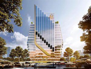 تريو في تاور العاصمة الادارية الجديدة
