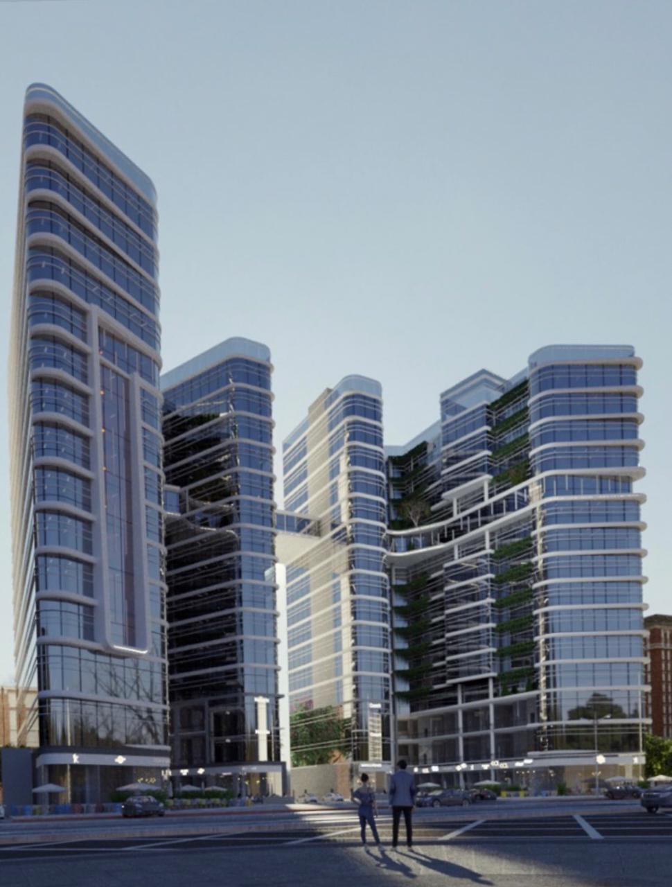 جي دي تاور العاصمة الادارية الجديدة