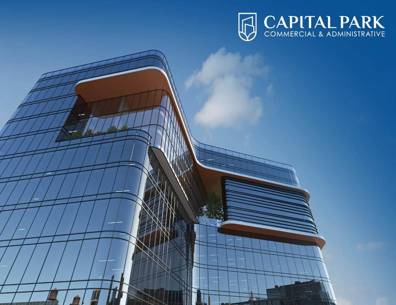 كابيتال بارك تاور العاصمة الادارية الجديدة