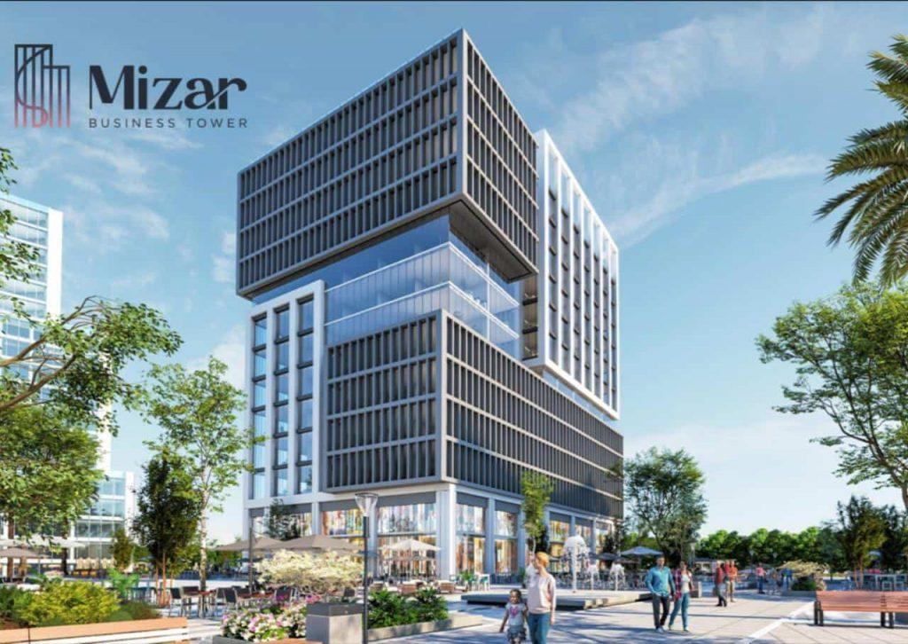 ميزار تاور العاصمة الادارية الجديدة