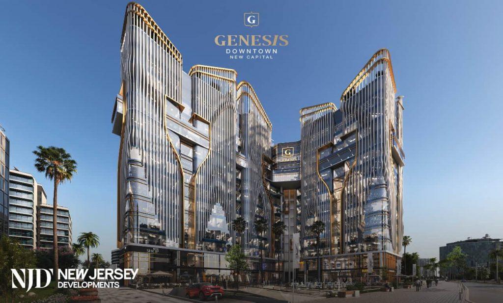جينيسيس تاور العاصمة الادارية الجديدة Genesis Tower