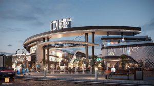 كابيتال دبي العاصمة الادارية الجديدة capital dubai mall