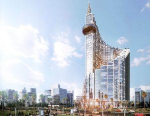مشروع ايست تاور لشركة UC developments
